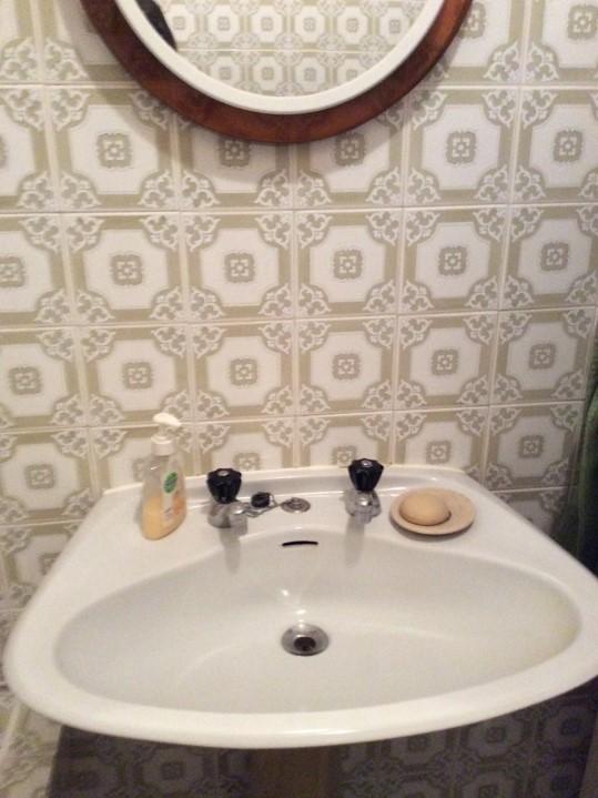 Remodelação De Casa De Banho Em Lisboa - Antes