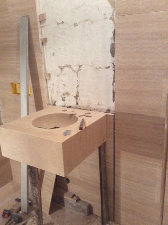 Remodelação De Casa De Banho Em Lisboa - Obras